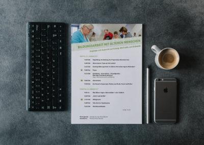 Program for Workshop: Education for senior citizens