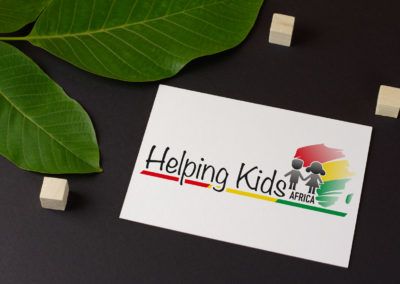 Logo: Helping Kids Africa