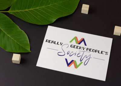 Logo: Really Geeky People's Society